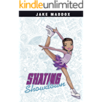 Skating Showdown (Jake Maddox Girl Sports Stories)