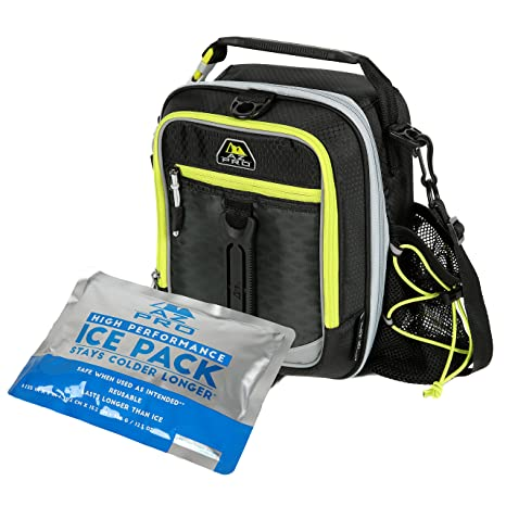 3fd6c61373 Amazon.com  Arctic Zone 1349AM000000 Insulated Lunch Pack Black ...