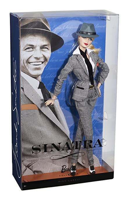 725f974d01c6a Amazon.com  Barbie Collector Barbie Loves Sinatra Doll  Toys   Games