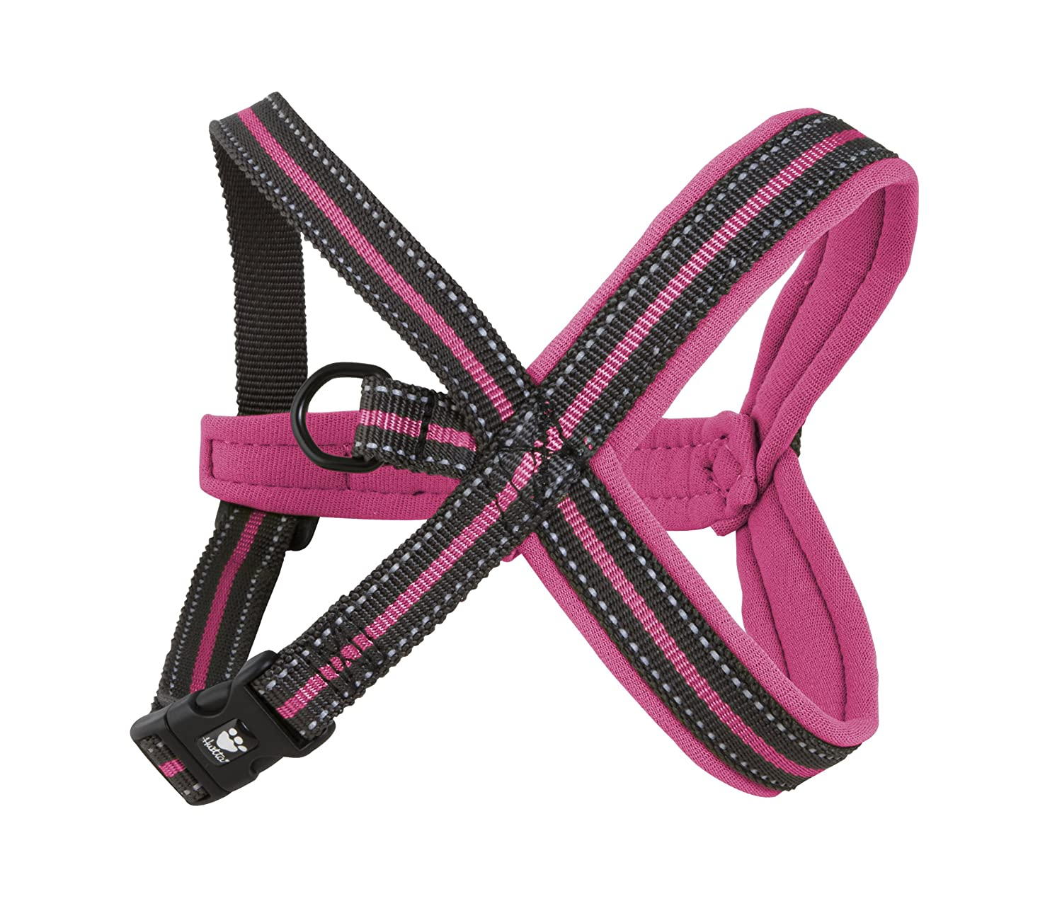 Raspberry Raspberry 120 cm Raspberry Raspberry 120 cm Hurtta Padded Y-Harness