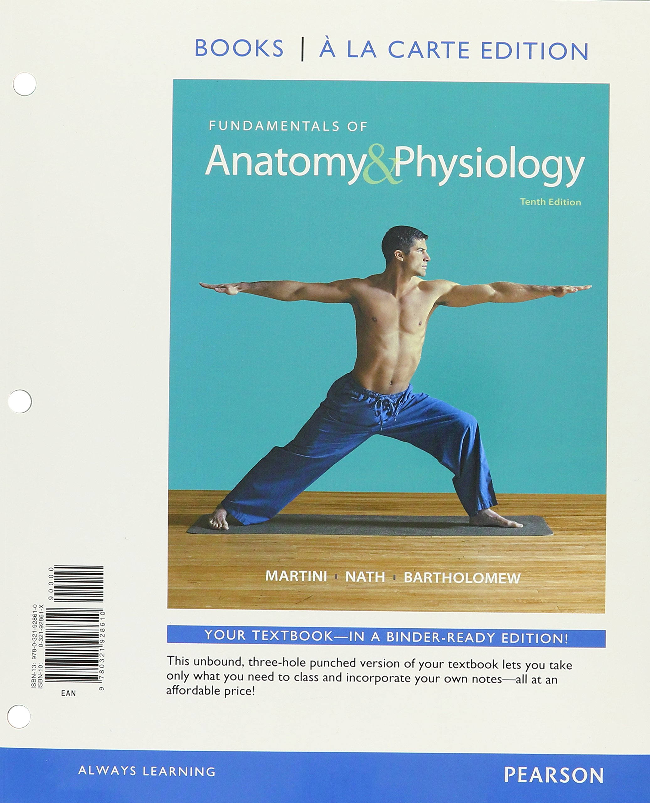 Fundamentals of Anatomy & Physiology, Books a la Carte Edition ...