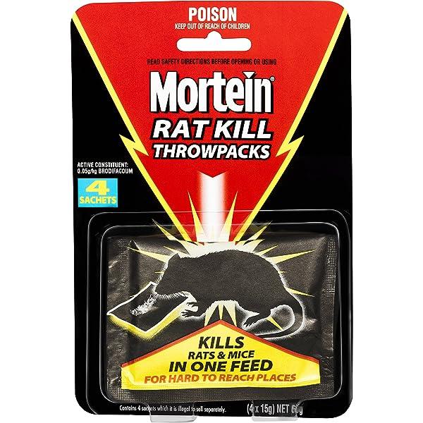 Mortein Kill & Protect Mice Kill Ultra Set Trap: Amazon com