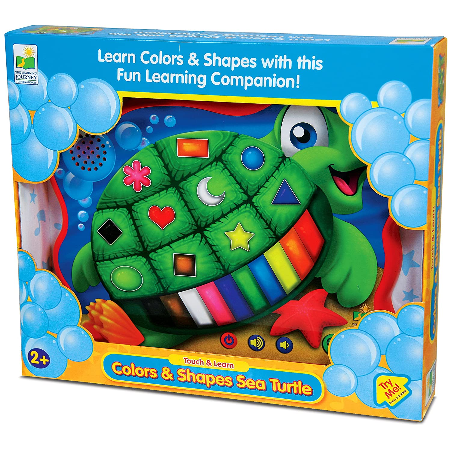 amazon com the learning journey touch u0026 learn color u0026 shape