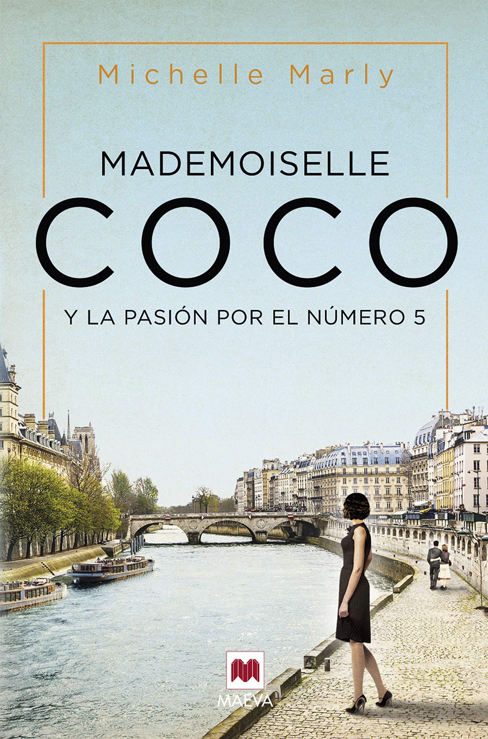 Mademoiselle Coco: y la pasión por el número 5 Grandes Novelas: Amazon.es: Marly, Michelle, Álvarez Grifoll, Lidia: Libros