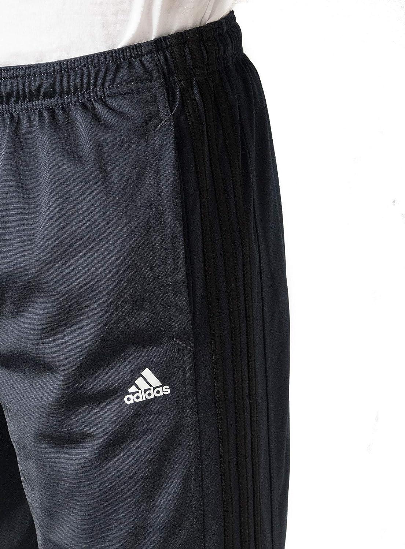 adidas Climalite Essentials Jogginghose, Trainingshose, Sporthose, Fitnesshose, Jogger, 3 Stripes, 3 Streifen 3S, Herren, Männer, blau, Polyester,