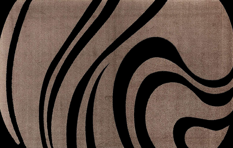Wash+dry Fußmatte, Acryl, Bunt, 110x175 cm
