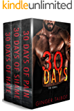 Thirty Days The Complete Trilogy (Thirty Days Box Set Book 1)
