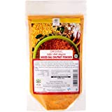 Arya Farm 100% Certified Organic Mixed Dal Chutney Powder, 200g