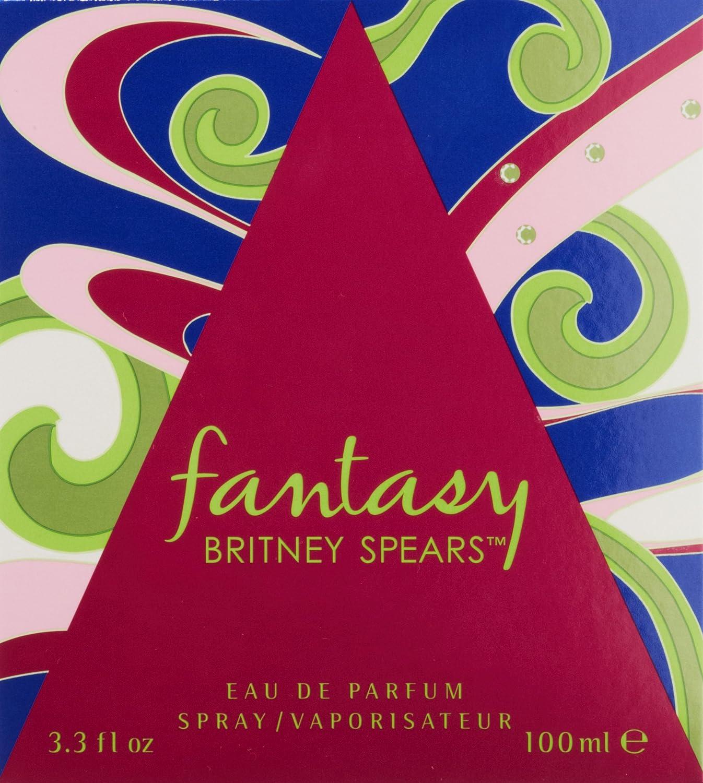 Britney Spears Fantasy for Women-3.4-Ounce EDP Spray 140243 26280