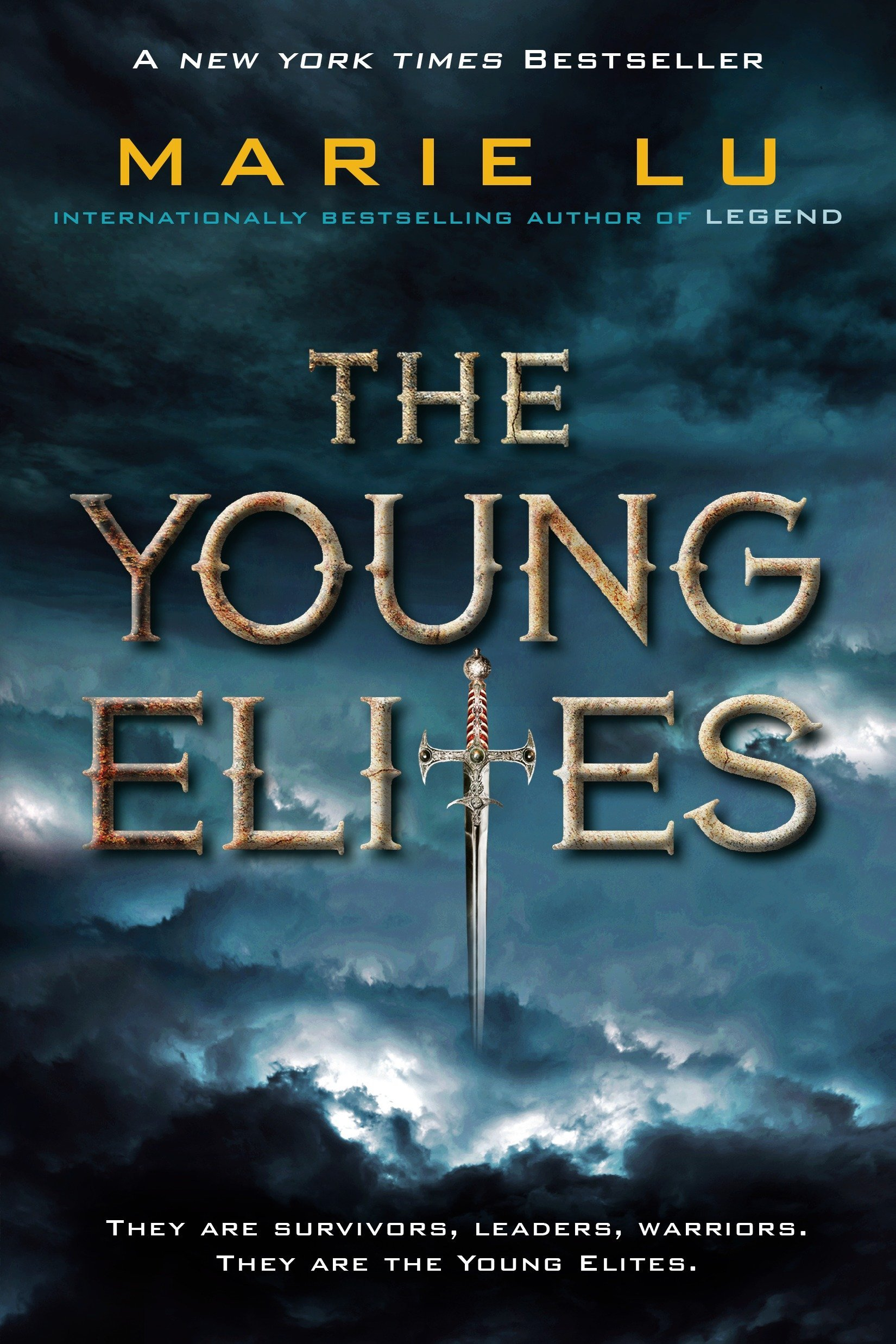 The Young Elites (Young Elites Novel): Amazon.es: Marie Lu: Libros en idiomas extranjeros