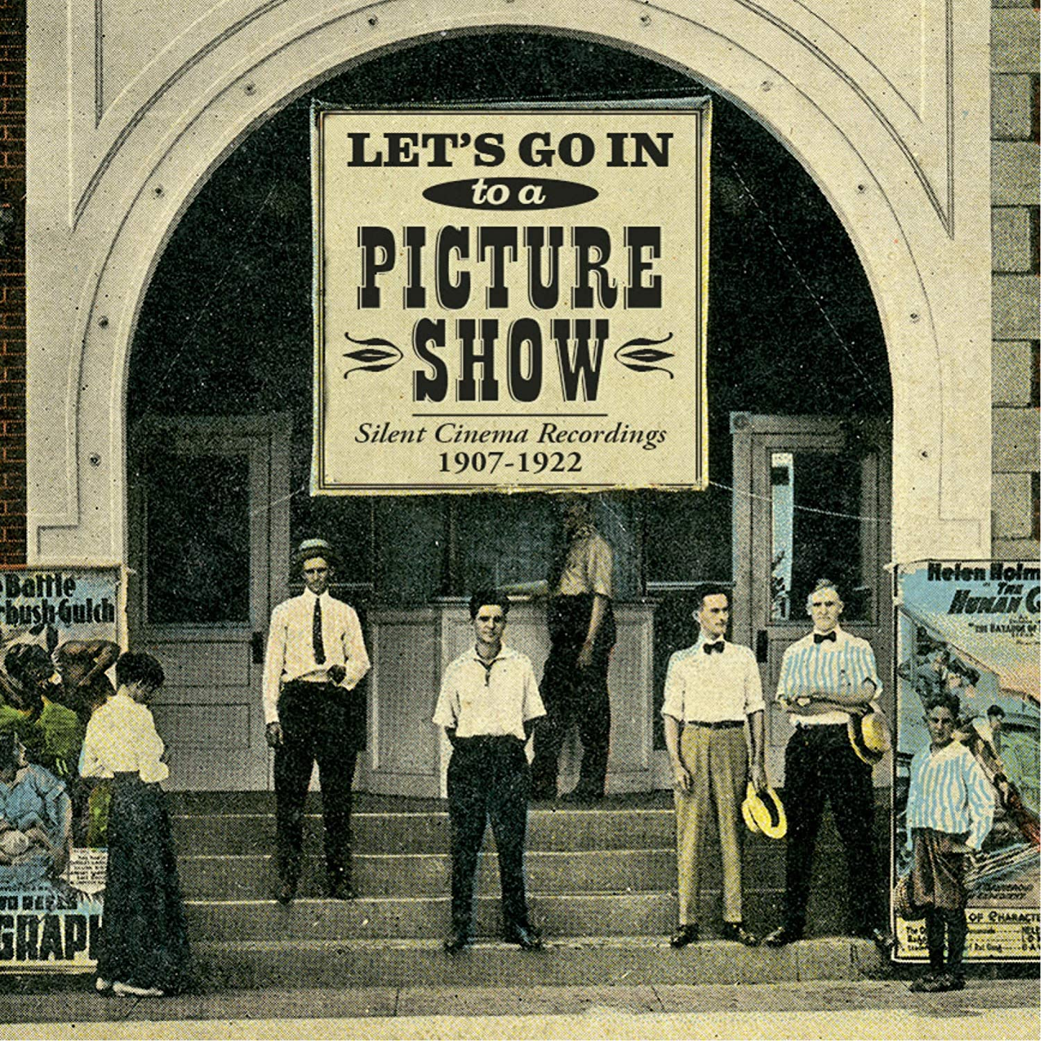 Let's Go in to a Picture Cinema Max 51% Genuine Free Shipping OFF Show: Silent 1907-192 Recordings