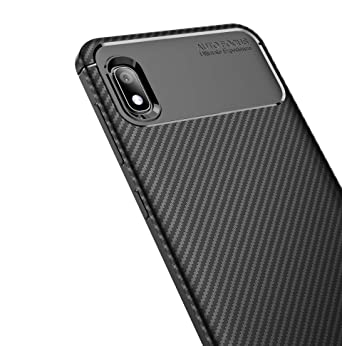 Cell Phones & Accessories Considerate For Samsung Galaxy A10 Case Carbon Slim Gel Fibre Cover Soft Silicone Cases, Covers & Skins
