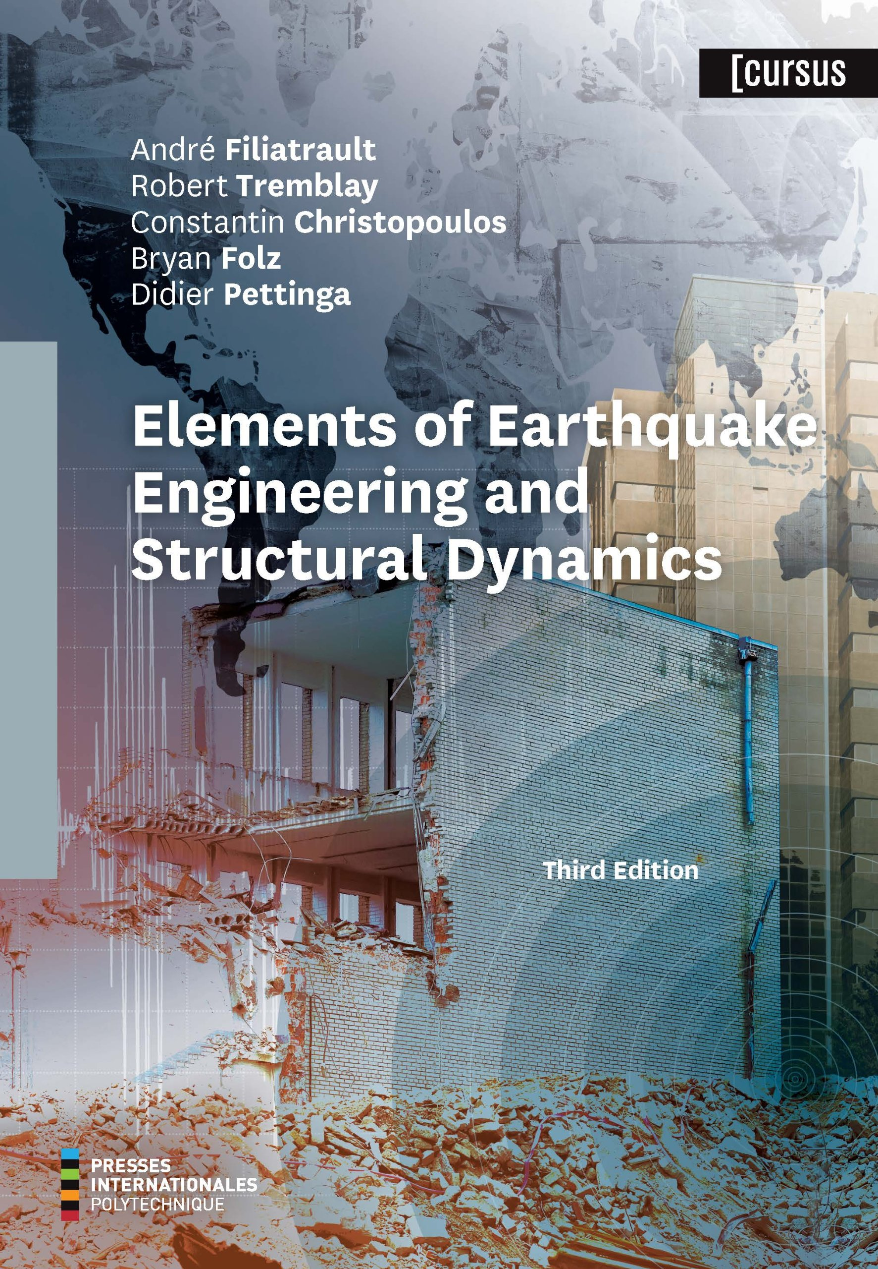 Elements Of Earthquake Engineering And Structural Dynamics 3rd Ed 9782553016493 Amazon Com Books