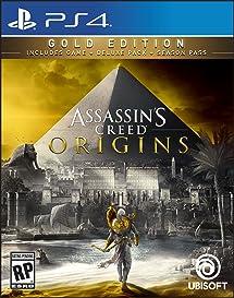 Assassin's Creed Origins SteelBook Gold Edition - PlayStation 4