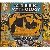 Greek Wall Calendar 2018: Greek Mythology