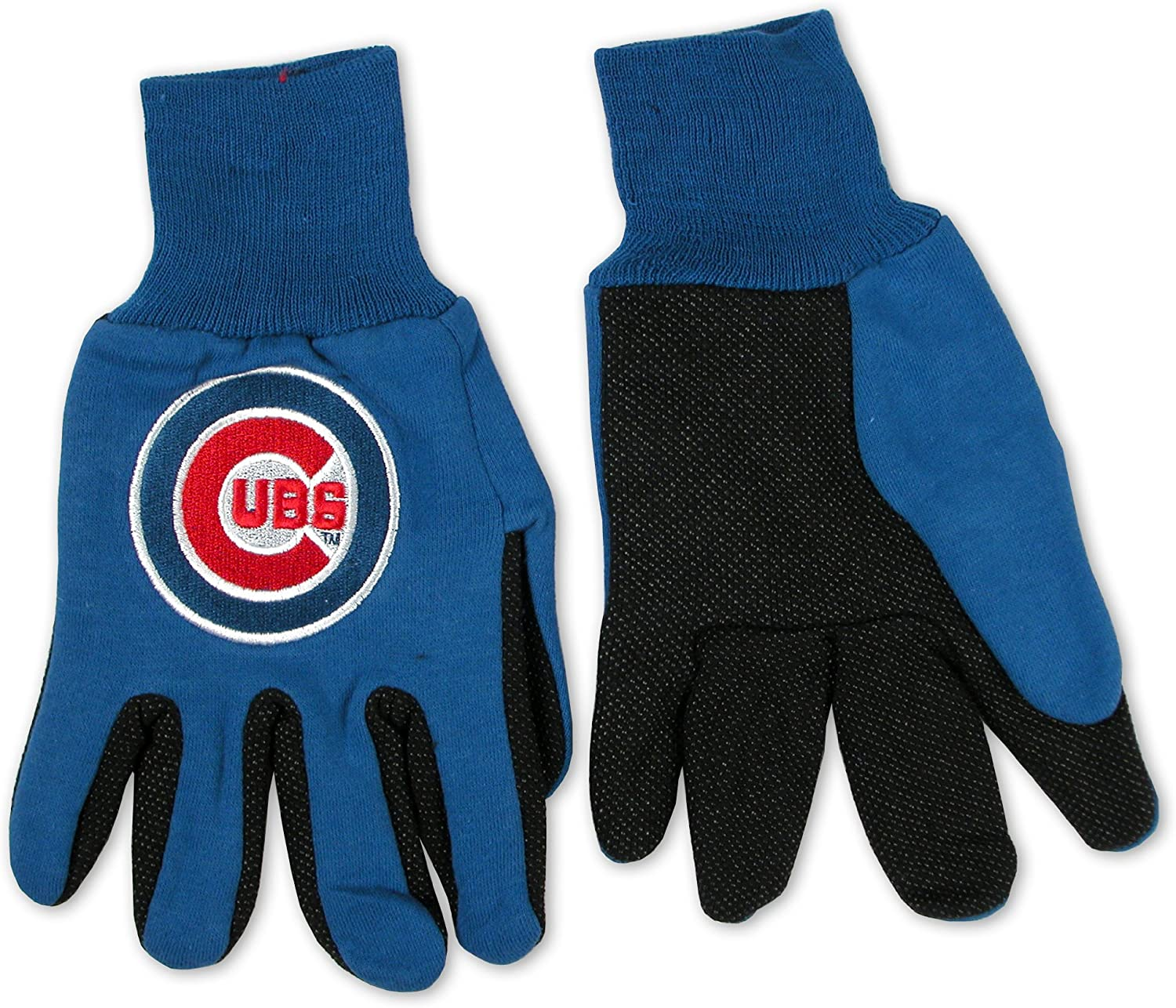 WinCraft MLB Mens Two-Tone Gloves