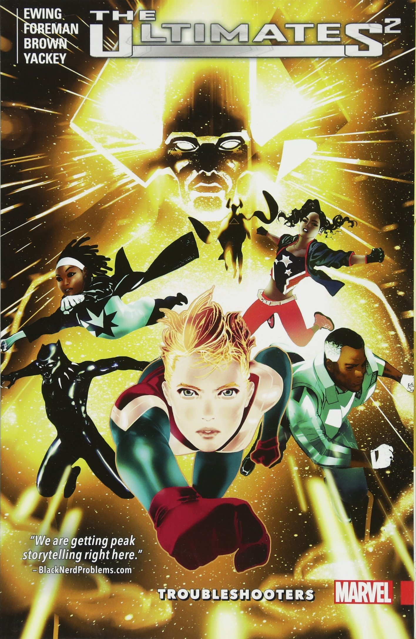 Download Ultimates 2 Vol. 1: Troubleshooters ebook