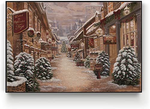 Renditions Gallery Land of Wonder Betsy Brown Gallery Wrapped Canvas Christmas Wall Art