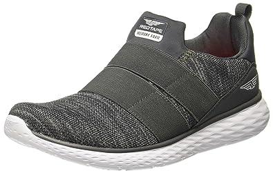 Red Tape Mens Mesh Slipon Sports Shoesgrey8 Buy Online At Low