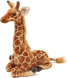 Amazoncom Hansa Large Giraffe Stuffed Animal Toys Games
