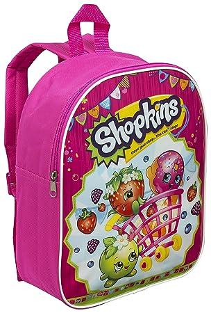 95ec08daecd Shopkins Girl s Junior Backpack  Amazon.co.uk  Sports   Outdoors