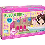 Kiss Naturals all natural bubble bath making kit - satisfaction guarantee