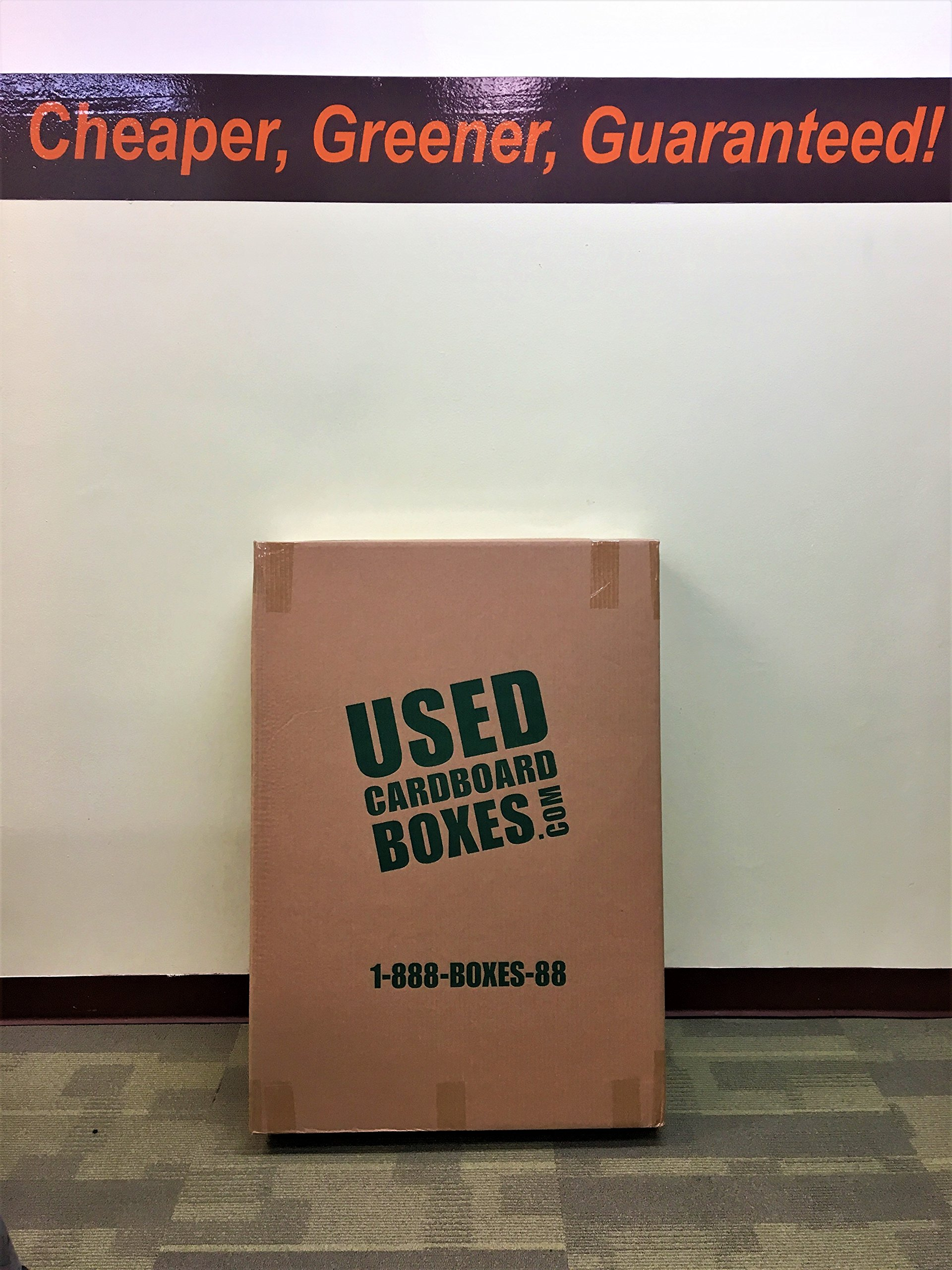 3 Bedroom/Office Moving Kit w/ 68 boxes - USEDCARDBOARDBOXES.COM by Used Cardboard Boxes, Inc.
