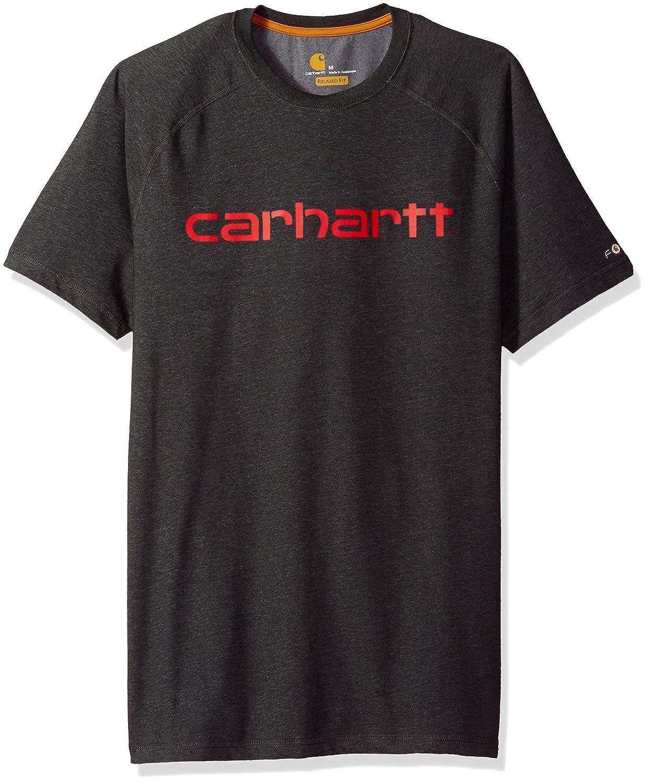 Carhartt SHIRT メンズ B01N2B106A 3L|カーボンヘザー カーボンヘザー 3L