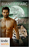 Grayslake: More than Mated: The Right Spot (Kindle Worlds Novella)