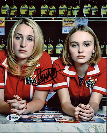 Harley Quinn Smith Yoga Hosers Authentic Signed 8X10 Photo ...