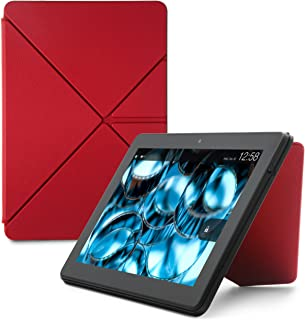 Kindle Fire HDX 8.9' Standing Leather Origami Case (will only fit Kindle Fire HDX 8.9'), Blue