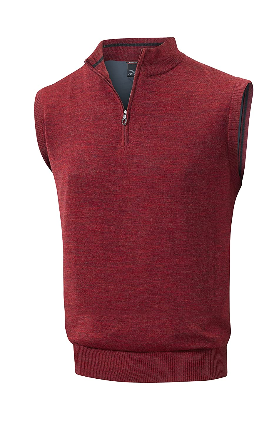 Amazon.com: Mizuno Golf- Hayate Sweater Vest: Sports & Outdoors