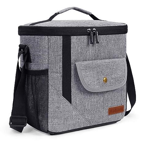 Amazon.com: LOKASS Bolsas de almuerzo para hombres con ...