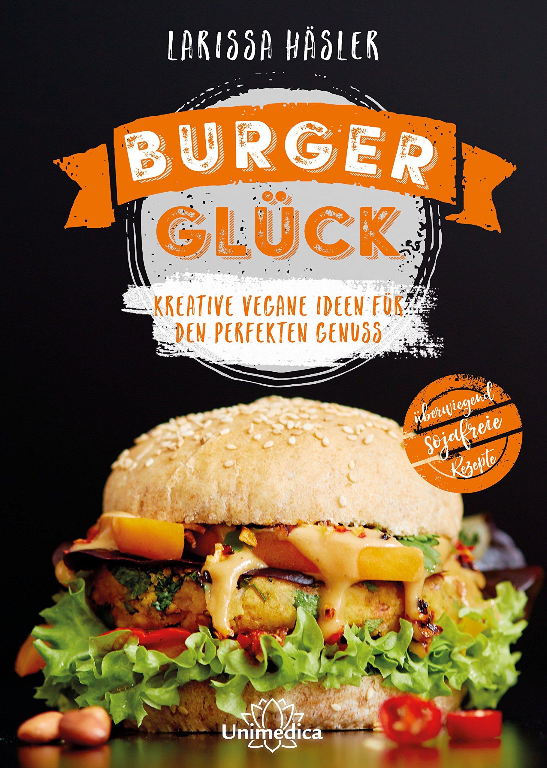 Burgerglück: Kreative vegane Ideen für den perfekten Genuss