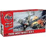 Airfix 1:72 Focke Wulf Fw190A Aircraft Model Kit