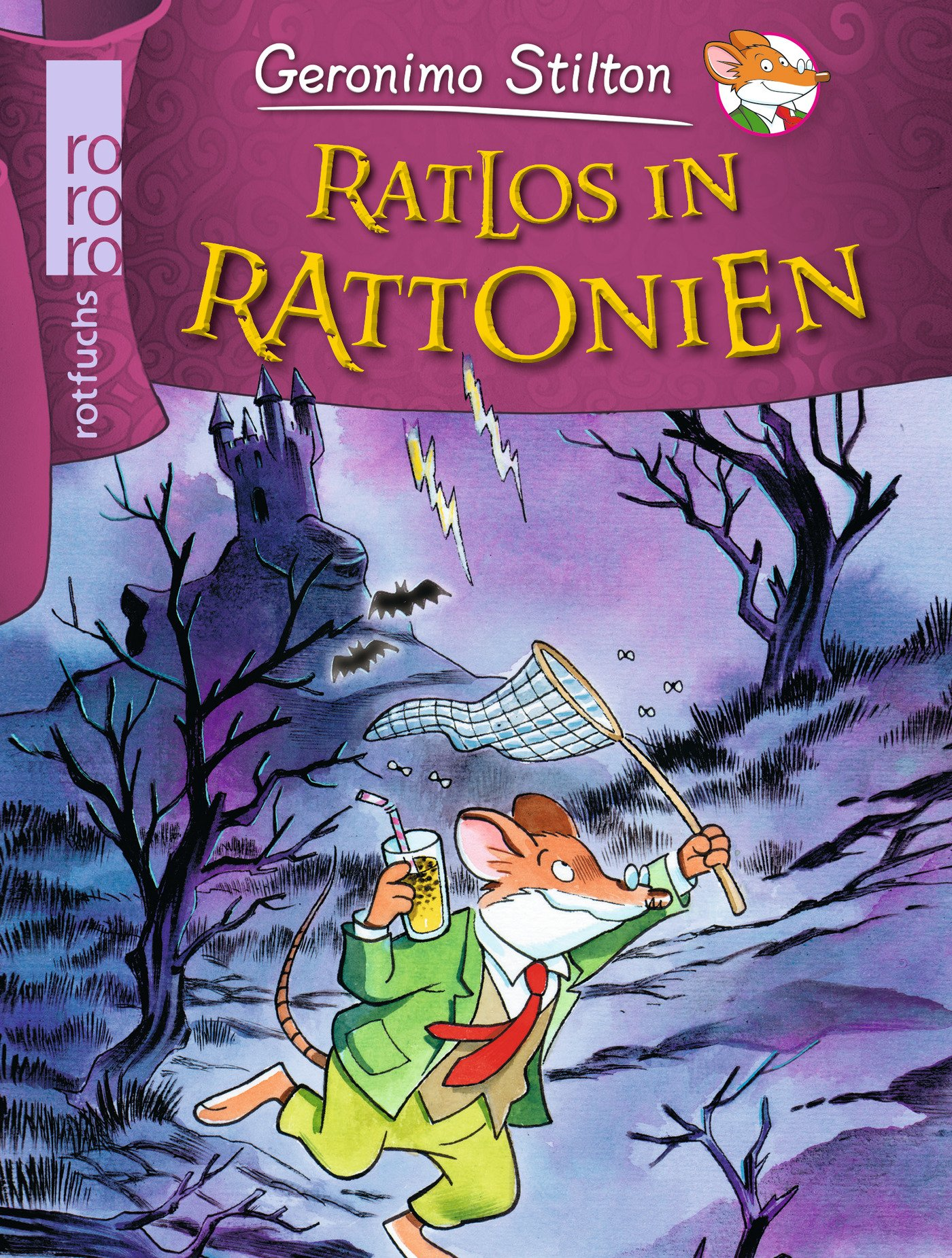 Ratlos in Rattonien (Geronimo Stilton)