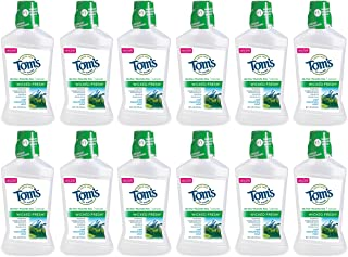 product image for Tom's of Maine - Natural Mouthwash Wicked Fresh Cool Mountain Mint - 16 oz. ( Multi-Pack)