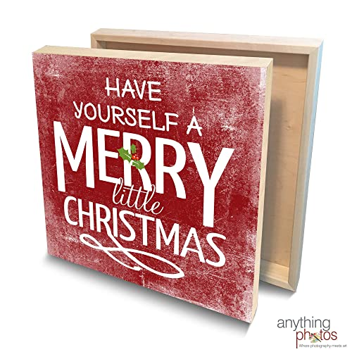 Have Yourself A Merry Little Christmas Sign.Amazon Com Have Yourself A Merry Little Christmas Holiday
