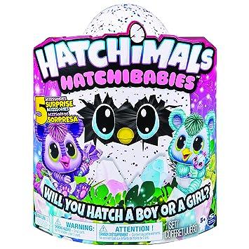 Sonstige Spielzeug-Artikel Spin Master Hatchimals HatchiBabies Kitsee