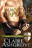 Immortal Temptation (The Curse of the Templars Book 5)