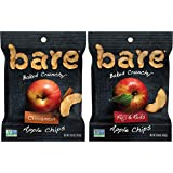 Bare Natural Crunchy Apples Variety Pack, 0.53 Ounce (Pack of 16)