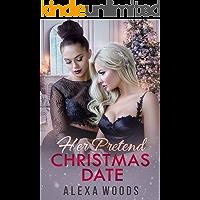 Her Pretend Christmas Date: A Lesbian Christmas Romance