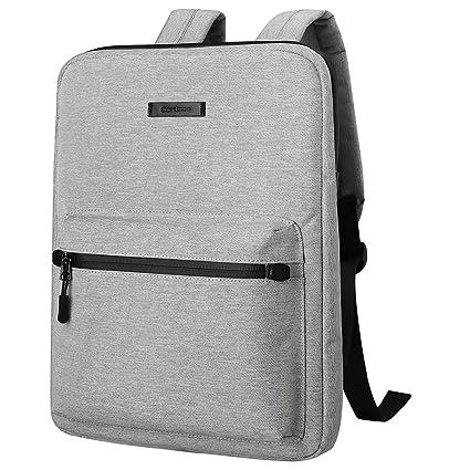 5ea93e5c93b Pmallcity Ultrathin Business Shoulders Sleeve Bag Laptop Backpack Business  Travel Backpack College Backpack Case for 13.3