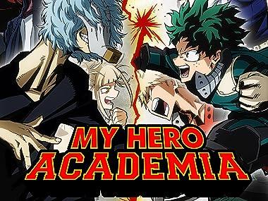 Amazoncom Watch My Hero Academia Season 3 Part 1 Simuldub