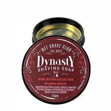 Amazon Com Wet Shave Club For Men Dynasty Shaving Soap High