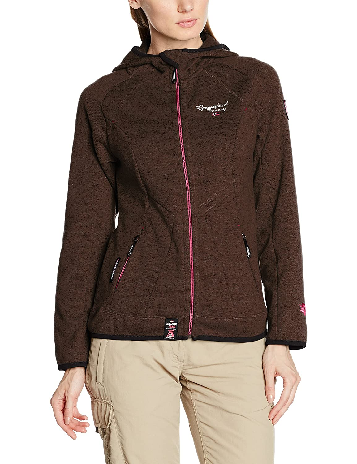 Geographical Norway Chaleco para Mujer