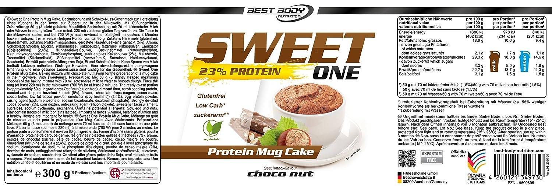 Best Body Nutrition Slushy One Proteínas - 1000 ml: Amazon.es: Salud y cuidado personal