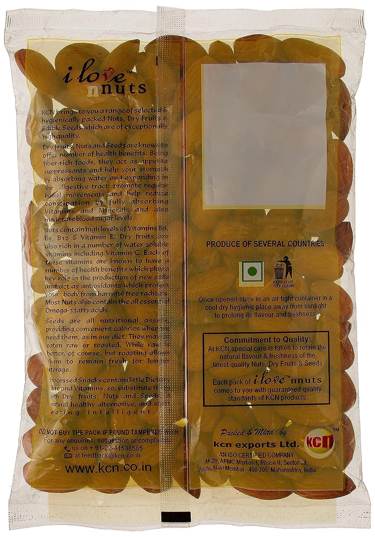 I Love Nuts Almond Tukda (Badam), 100g