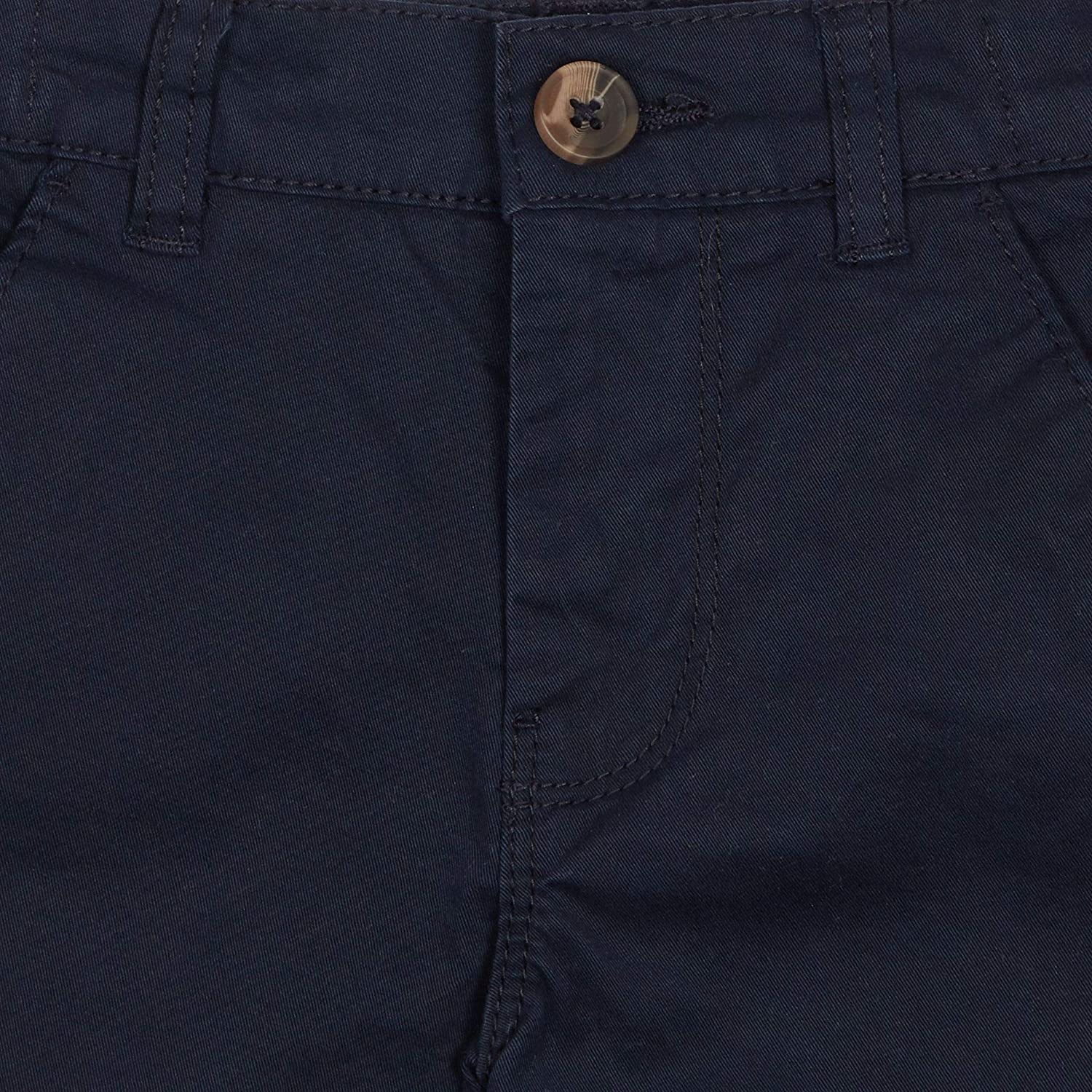 bluezoo Kids Boys Blue Chino Shorts