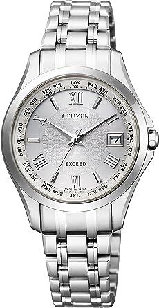 7cce290656 [シチズン]CITIZEN 腕時計 EXCEED エクシード エコ・ドライブ電波時計 ペアモデル EC1120-